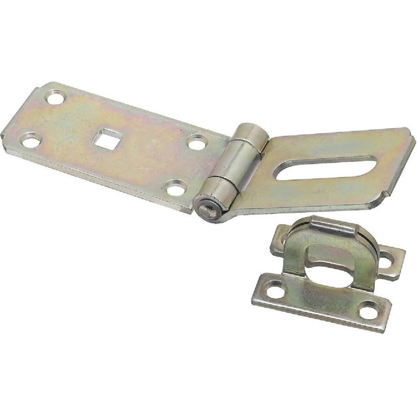 National 1-7/8 In. x 7-1/4 In. Zinc Hasp Image 1