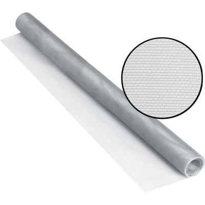 Phifer 48 In. x 84 In. Brite Aluminum Screen Ready Rolls