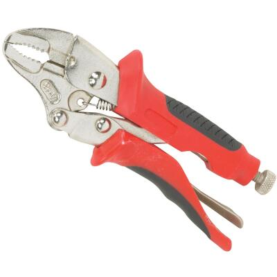 Do it Best 5 In. Curved Jaw Locking Pliers