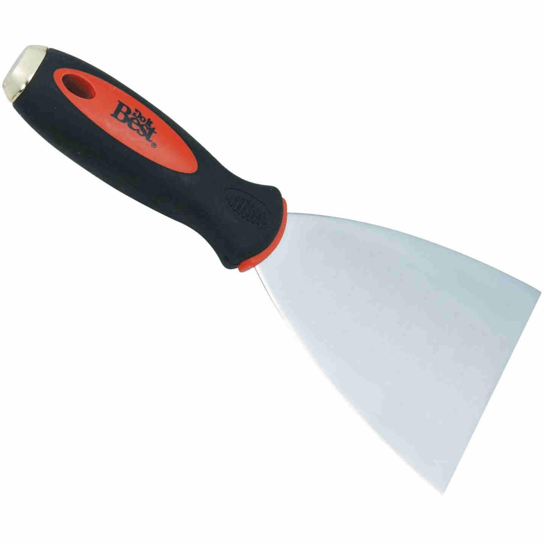 Do it Best 4 In. Flex High-Carbon Steel Broad Knife Image 1