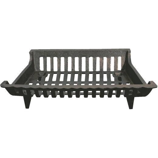Home Impressions 20 In. Cast Iron Fireplace Grate