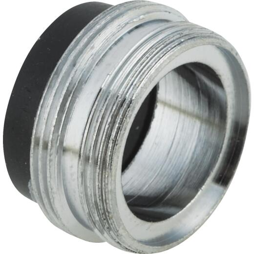 """Do it 55/64""""-27 Male to 13/16"""" x 27 Female Faucet Adapter"""