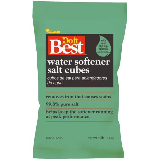 Water Softeners & Salt