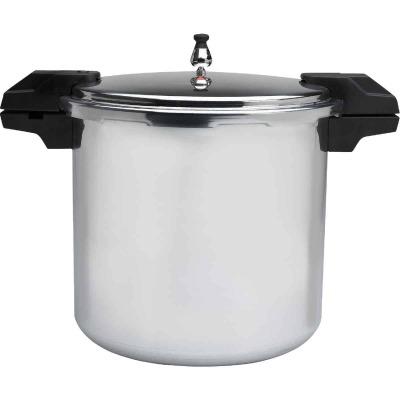 IMUSA 22 Qt. Aluminum Pressure Cooker and Canner