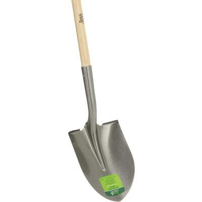 Best Garden 44 In. Wood Handle Round Point Shovel