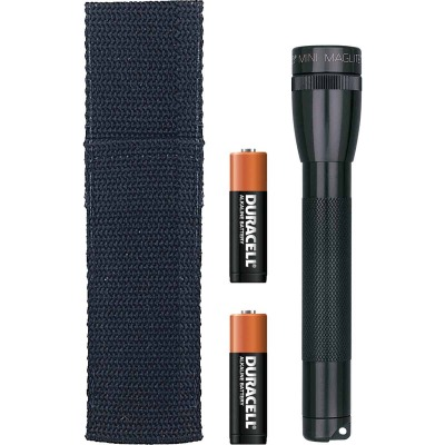 Maglite 14 Lm. Xenon 2AA Flashlight, Black
